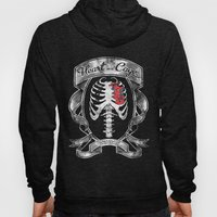Heart in a Cage Hoody