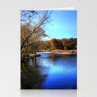 Kishwaukee River Stationery Cards