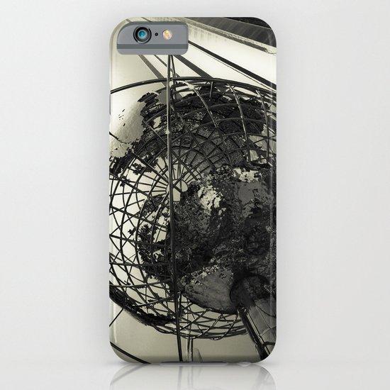 Columbus Circle iPhone & iPod Case