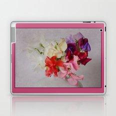 Sweet Peas Laptop & iPad Skin