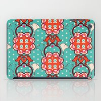 Creative pattern iPad Case