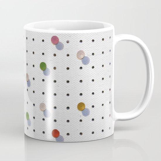 Pin Points Mug