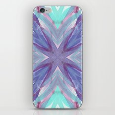 Watercolor Abstract iPhone & iPod Skin