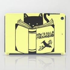 How To Kill a Mockingbird (Yellow) iPad Case