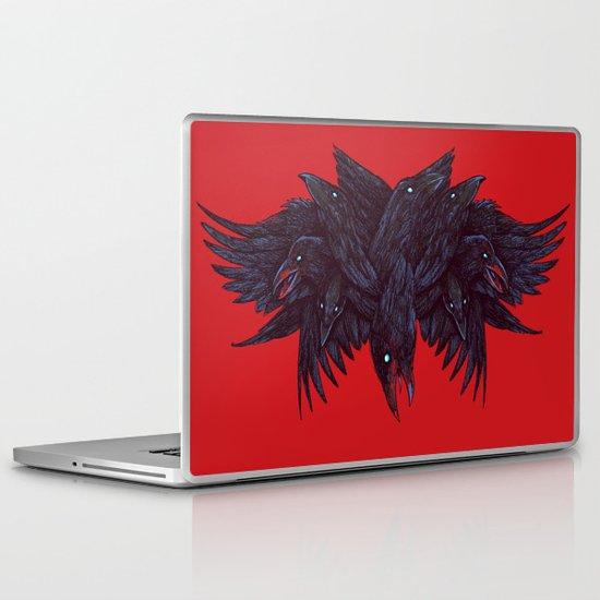 Crowberus Laptop & iPad Skin