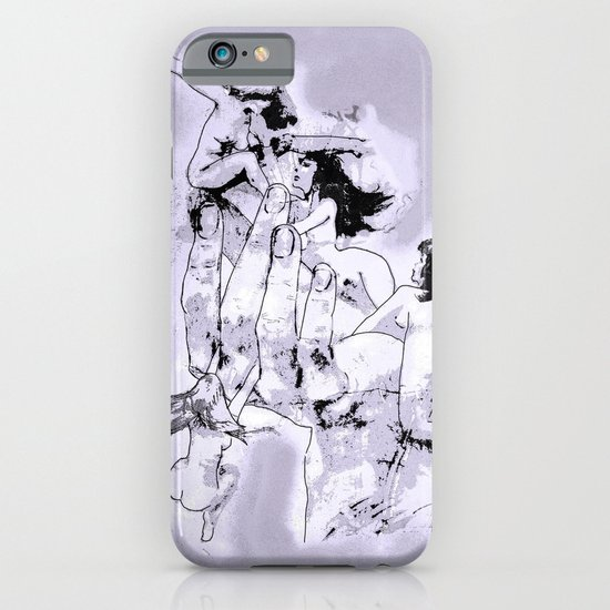 Famous Hand iPhone & iPod Case