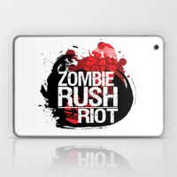 Zombie Rush: Riot Laptop & iPad Skin