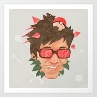 Kyle Art Print