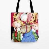 Fools' King Tote Bag