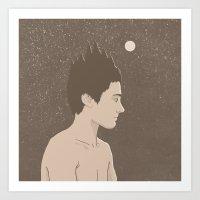 NATURE PORTRAITS 05 SIMP… Art Print