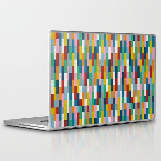 Bricks Rotate #2 Laptop & iPad Skin