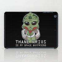 Thane Is My Space Boyfri… iPad Case