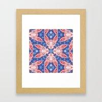 Sphynx Cat - Rose Quartz… Framed Art Print