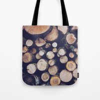 firewood no. 1 Tote Bag