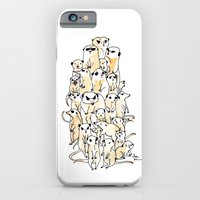Wild Family Series - Meerkat iPhone 6 Slim Case
