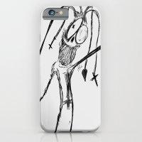 Harlequin Oddity iPhone 6 Slim Case