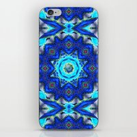 Glass Mandala iPhone & iPod Skin