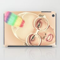 iPad Case featuring Rainbow by Giulio Rossi