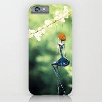 iPhone & iPod Case featuring La Balançoire by Marc Loret
