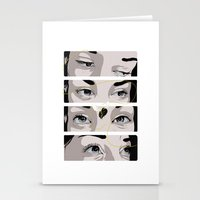 The Apiarist  Stationery Cards