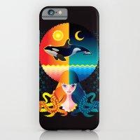 Dream - Sea Day & Night iPhone 6 Slim Case