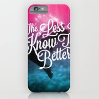 The Less I Know iPhone 6 Slim Case