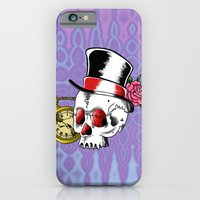 iPhone & iPod Case featuring Dead Gentleman by 8 BOMB