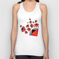 Diamonds Are A Girl's Best Friend Unisex Tank Top