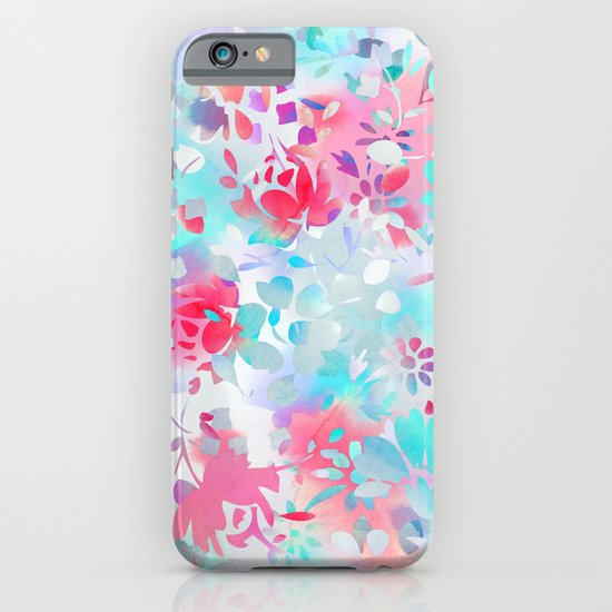 Floral Spirit 1 iPhone & iPod Case