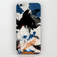 Son Goku - Digital Water… iPhone & iPod Skin