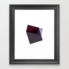 #425 Level – Geometry Daily Framed Art Print