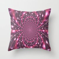 Early Dawn Throw Pillow