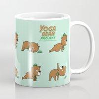 Yoga Bear Mug