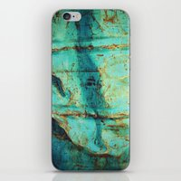 Weathered iPhone & iPod Skin
