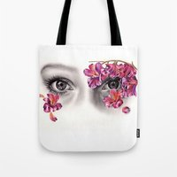 This Night Has Opened My Eyes Tote Bag