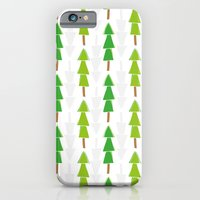 Forest Trees iPhone 6 Slim Case