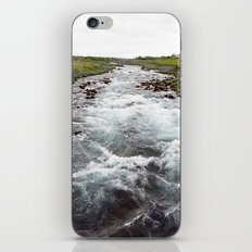 down stream iPhone & iPod Skin