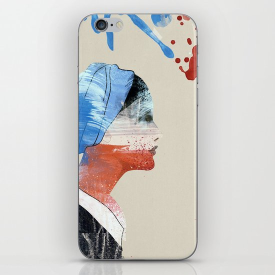 Daydreaming iPhone & iPod Skin