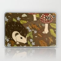 Woodland Critters (sepia… Laptop & iPad Skin