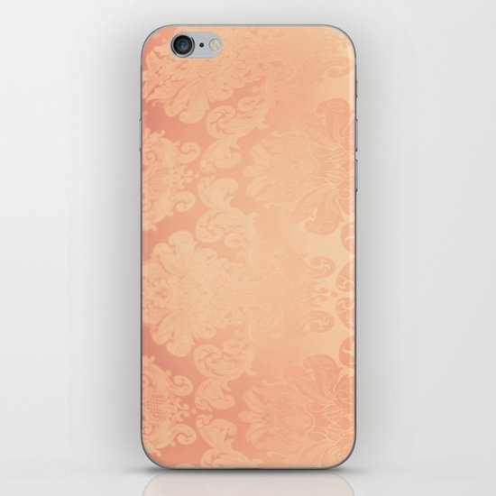 Pink Rose Vintage iPhone & iPod Skin