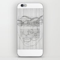 can't you see iPhone & iPod Skin
