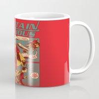 Captain Obvious! Mug