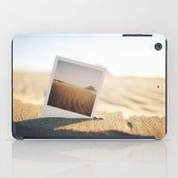 Morro Bay Polaroid iPad Case