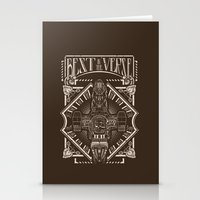Best In The 'Verse Stationery Cards