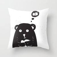 What Love Is Throw Pillow