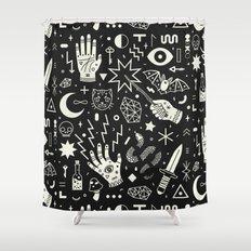 Witchcraft Shower Curtain