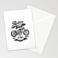 Rider Stationery Cards