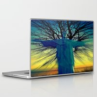 jesus Laptop & iPad Skins featuring jesus by  Agostino Lo Coco
