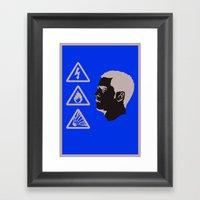 Eden Hazard - IBWM - The… Framed Art Print