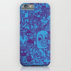 All Day Doodle iPhone 6 Slim Case
